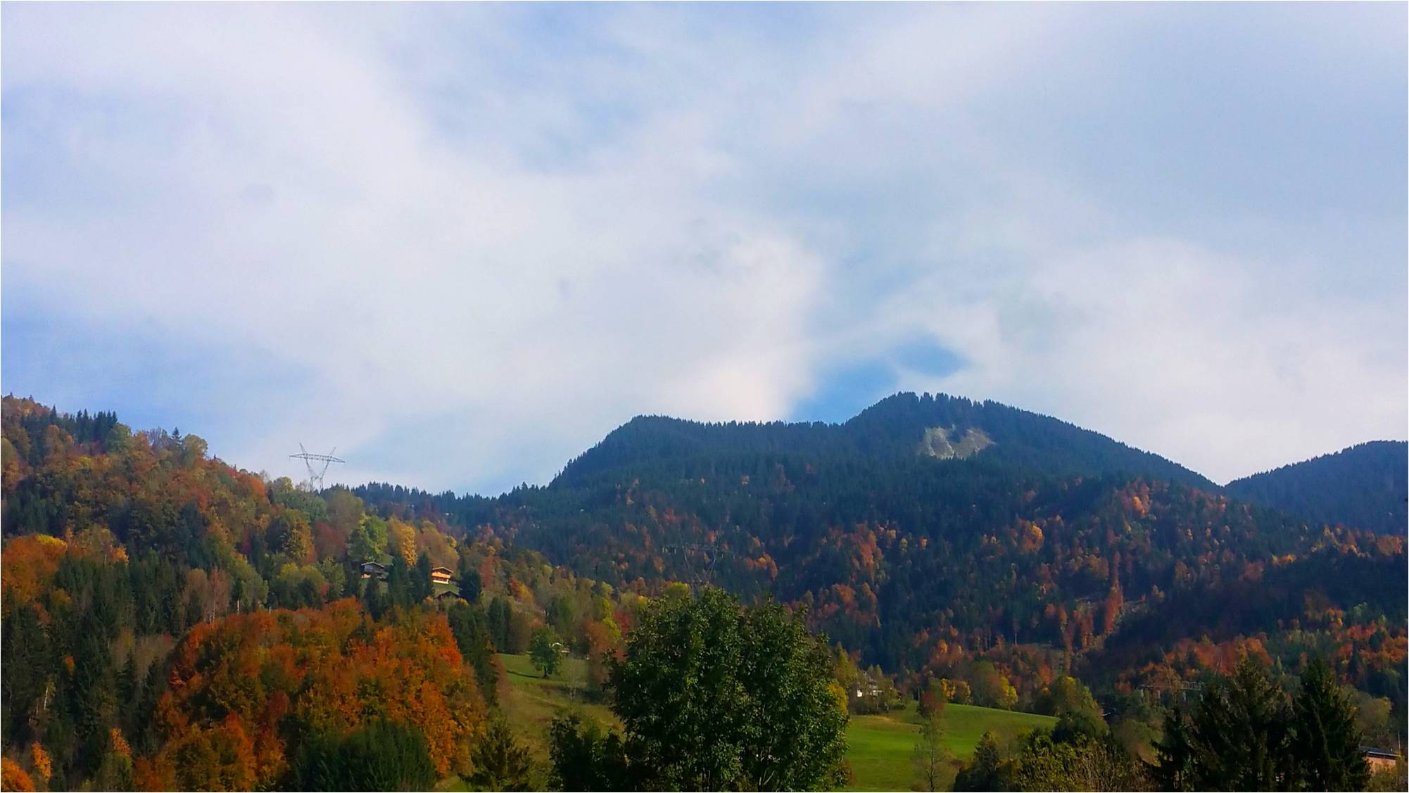 Week-end à Megevettes, au coeur des Alpes