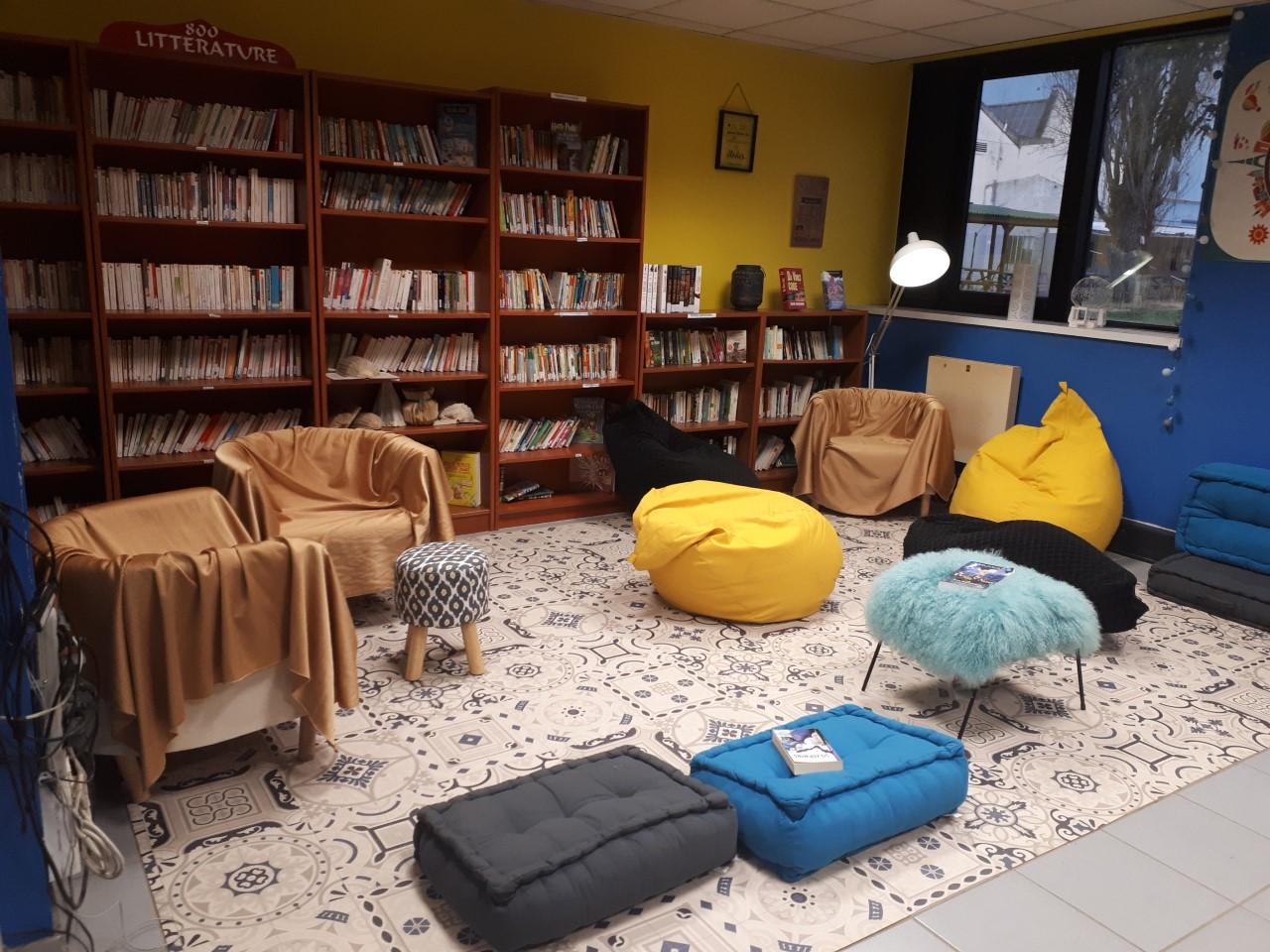Nouvel espace de lecture