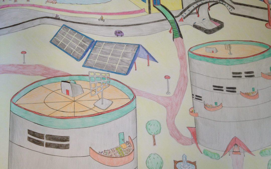 """Atelier de prospective """"Penser la ville en 2050"""""""
