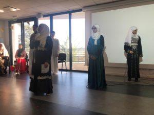 Présentation de personnages égyptiens en arabe-Mme Ait-Bilghiti